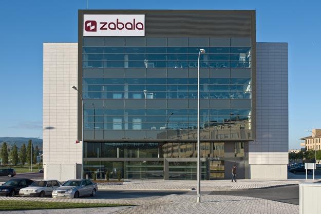Edificio de oficinas zabala arquitectos asociados for Edificio oficinas