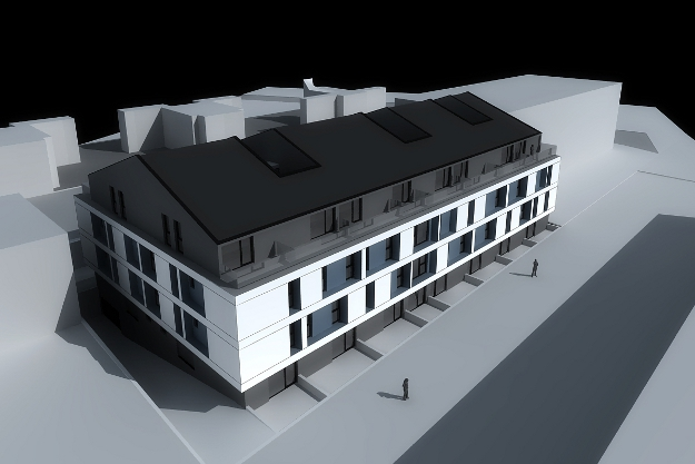 30 viviendas Mutilva